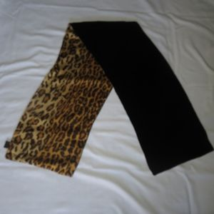 Nick & Nora Animal Print Scarf